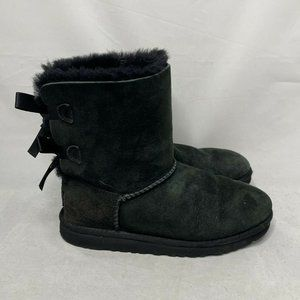 UGG Womens Bailey Bow 3280Y Winter Boot Shoe SZ 6